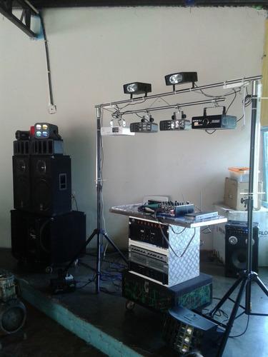 alquiler sonido profesional para eventos sociales maracay.
