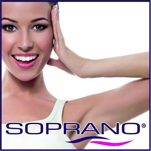alquiler soprano ice alma láser depilación definitiva