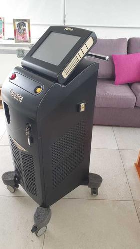 alquiler soprano ice platinum original laser depilacion