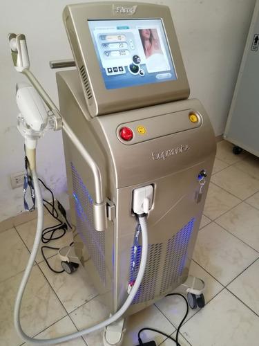 alquiler soprano ice speed depilación definitiva laser