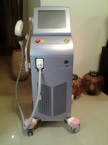 alquiler soprano platinum depilacion definitiva diodo laser