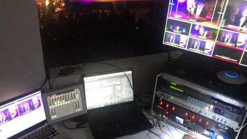 alquiler switcher / mixer cctv, streaming coberturas