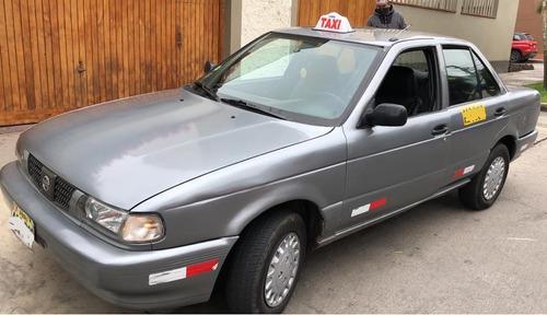 alquiler taxi  gnv - nissan sentra- zona surco