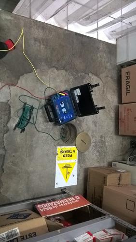 alquiler telurometro megometro medidor de oxigeno altair