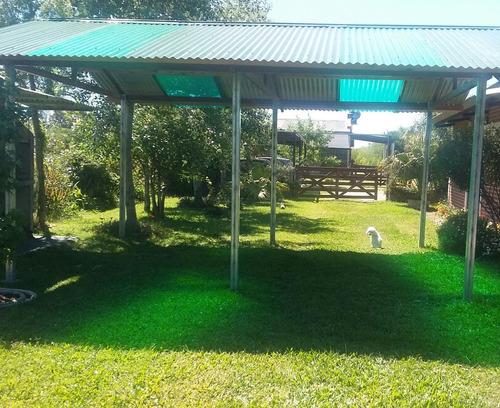 alquiler temp. bungalow 2/4pers pegado a termas gualeguaychu