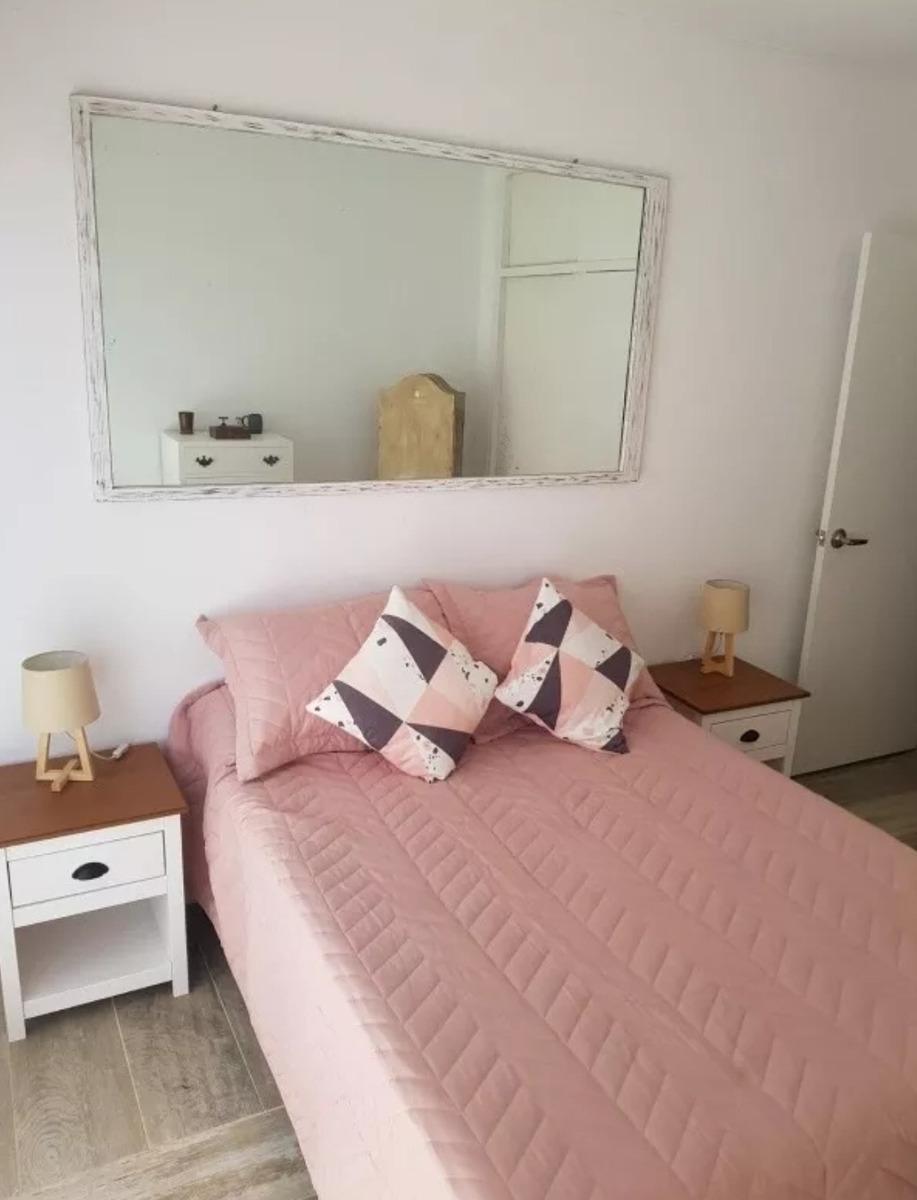 alquiler temporal apto 2 dormitorios, excelente ubicación
