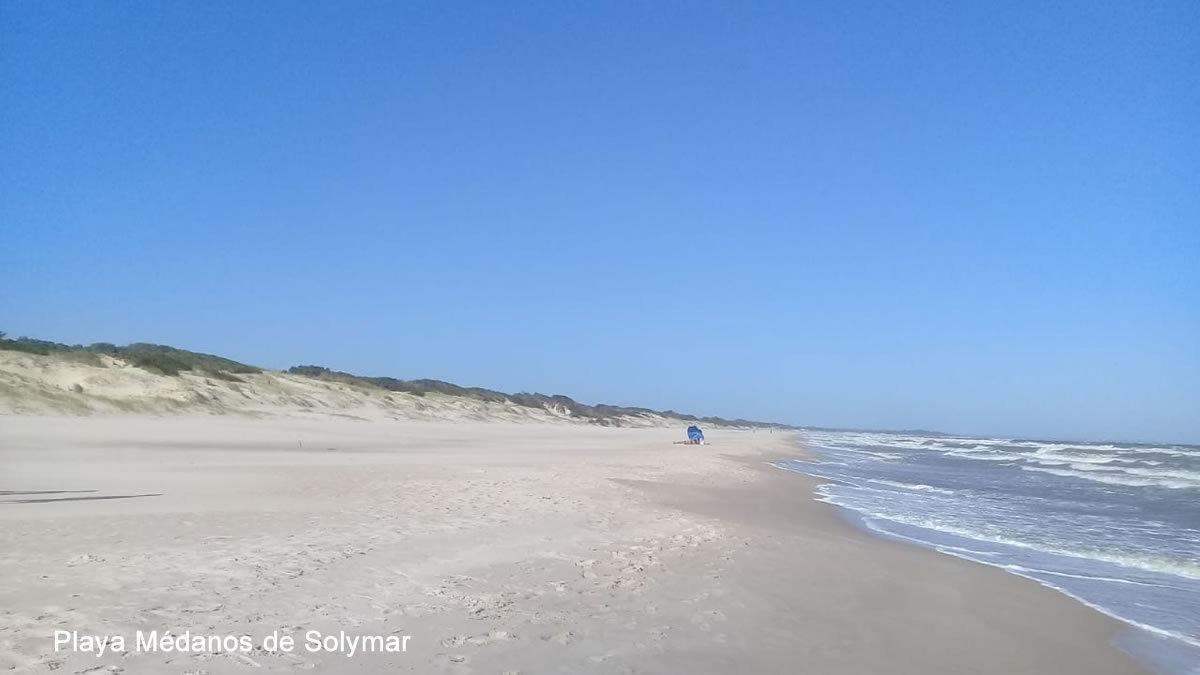 alquiler temporal casa 4 cuadras playa medanos solymar wifi