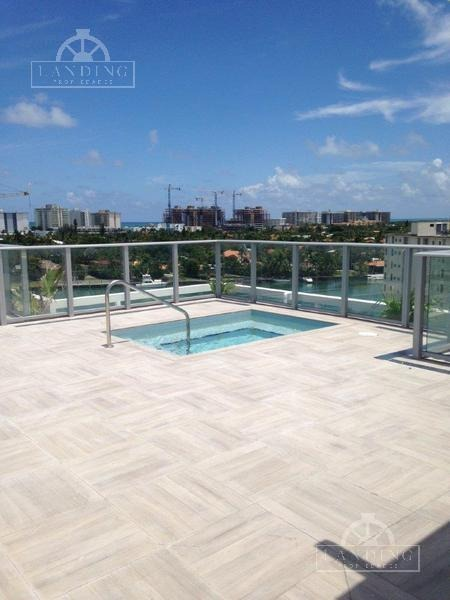 alquiler temporal de departamento the club - bay harbour islands - miami