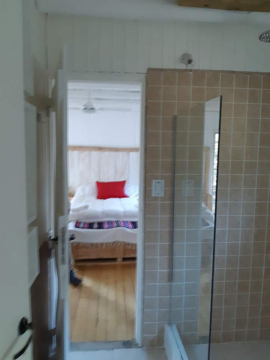 alquiler temporal en ascochinga, cabaña 2 dormitorios