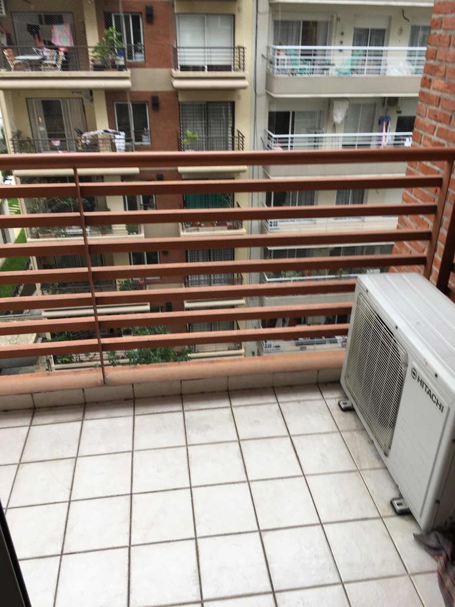alquiler temporal monoambientefte balcon pegado a ciarec
