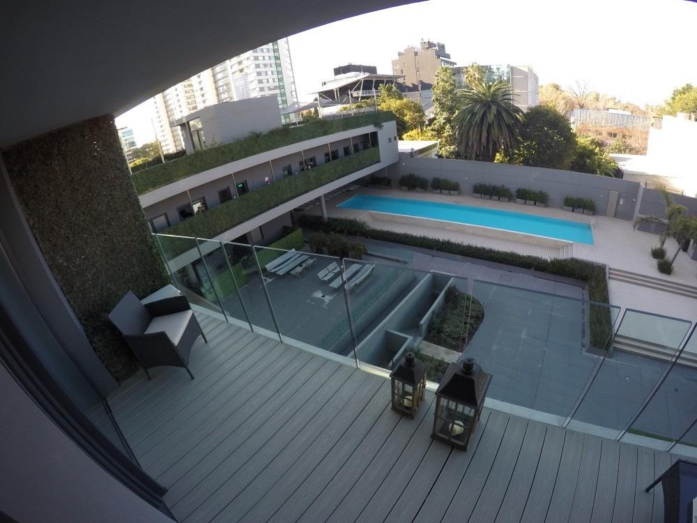 alquiler temporal torre view con vista río pileta amenities