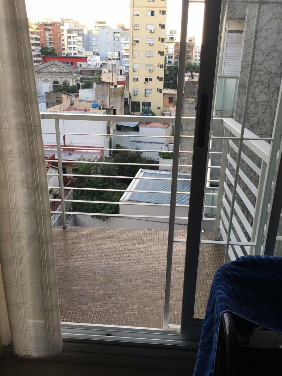 alquiler temporal villa urquiza monoambiente balcón ciarec