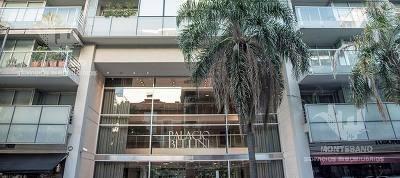 alquiler temporario - 2 amb. de 80 m² c/cochera en palacio bellini - palermo chico