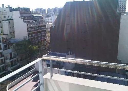 alquiler temporario 2 ambientes, gurruchaga 400, villa crespo