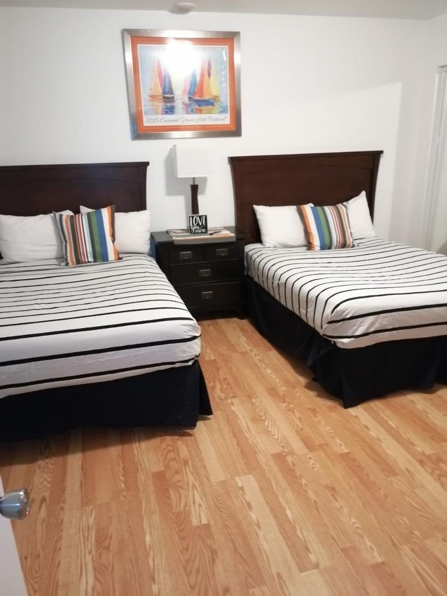 alquiler temporario  2 dormitorios en miami