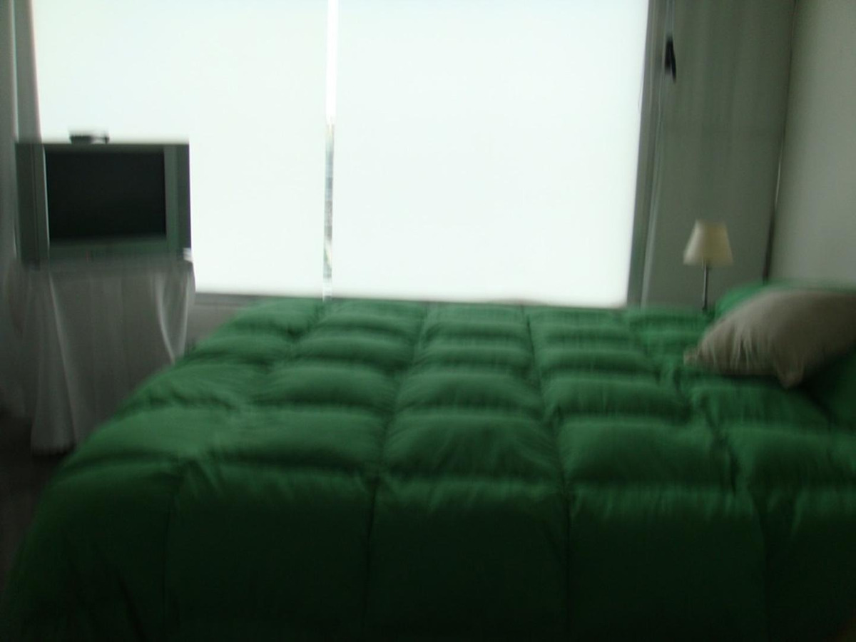alquiler temporario 3 ambientes - torre hollywood  ii