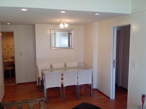 alquiler temporario 4 ambiente recoleta luminoso balcon