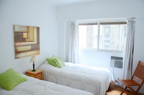 alquiler temporario 4 ambiente recoleta luminoso balcón