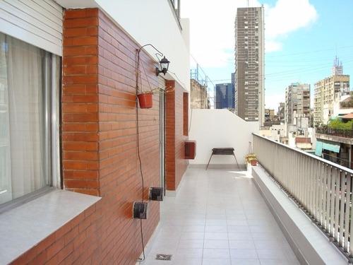 alquiler temporario 4 ambiente retiro balcón luminoso