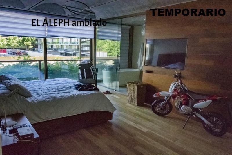 alquiler temporario aleph residencies, 2amb amoblado equipado - puerto madero