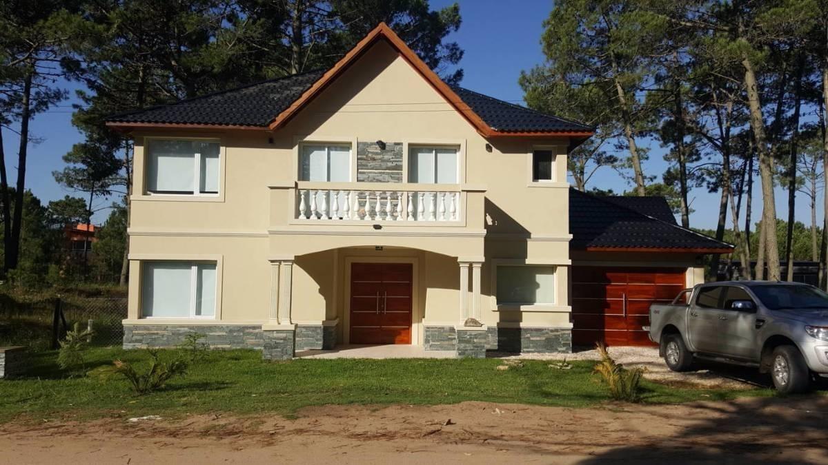 alquiler temporario casa 5 ambientes pinamar