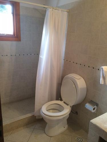 alquiler temporario  casa bariloche 5 p  7 cuadras delcentro