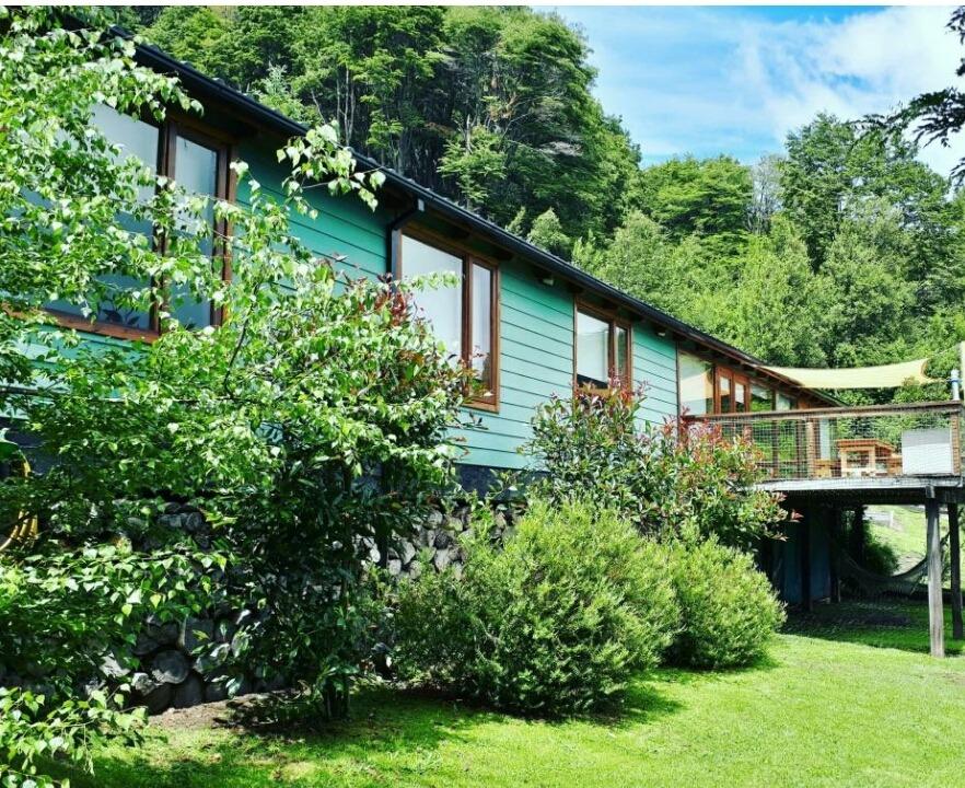 alquiler temporario casa de montaña #1 villa la angostura