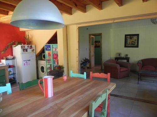 alquiler temporario  casa en san martin rucha hue 5 personas