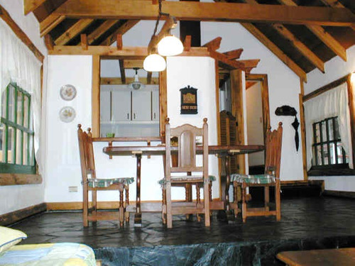 alquiler temporario  casa villa arelauquen 5 personas