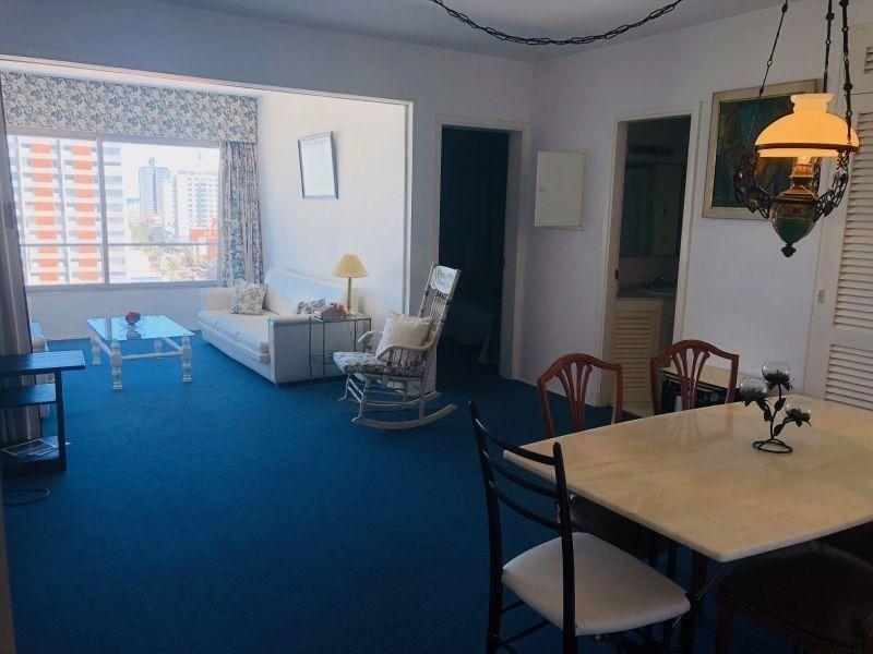 alquiler temporario de apartamento 1 dormitorio en penínsul