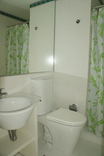 alquiler temporario de apartamento, 2 dormitorios.