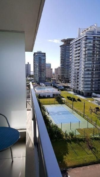 alquiler temporario de apartamento 2 dormitorios en playa
