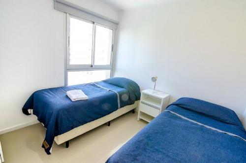 alquiler temporario de apartamento 2 dormitorios playa brava