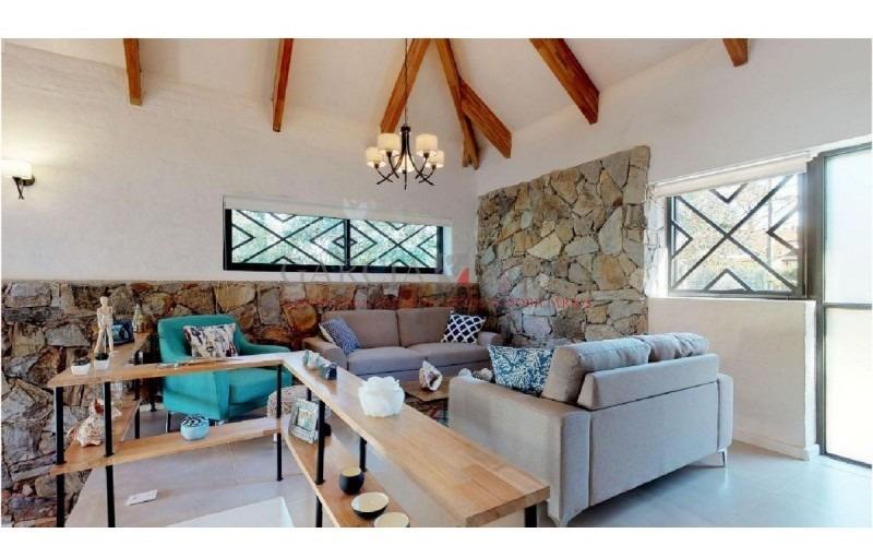 alquiler temporario de casa 3 dormitorios en golf, punta del este -ref:2471