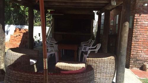 alquiler temporario de casa 3 dormitorios en playa mansa.
