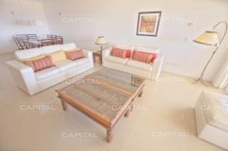 alquiler temporario de excelente apartamento en complejo con servicios cinco estrellas-ref:28458