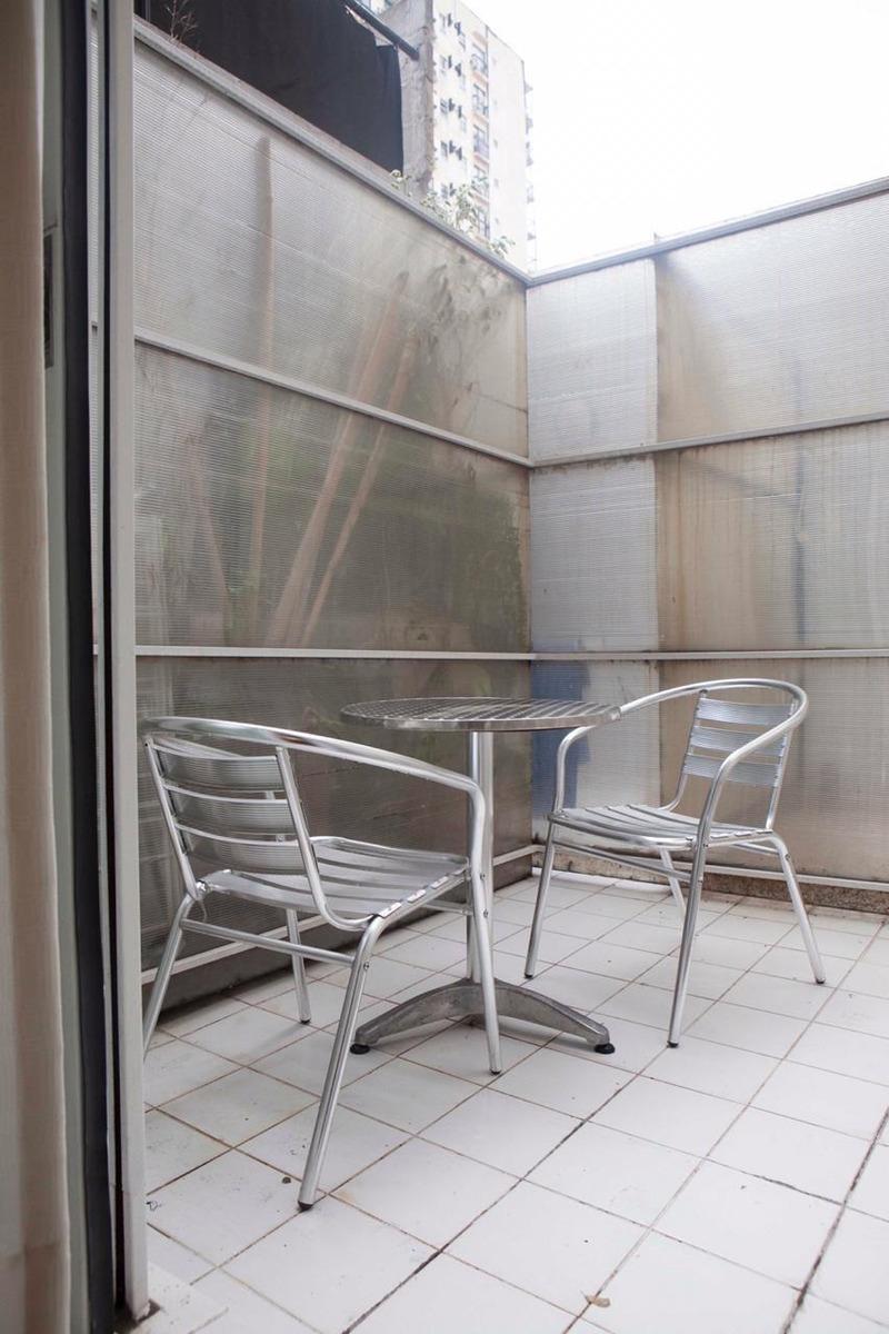 alquiler temporario frente al hospital italiano