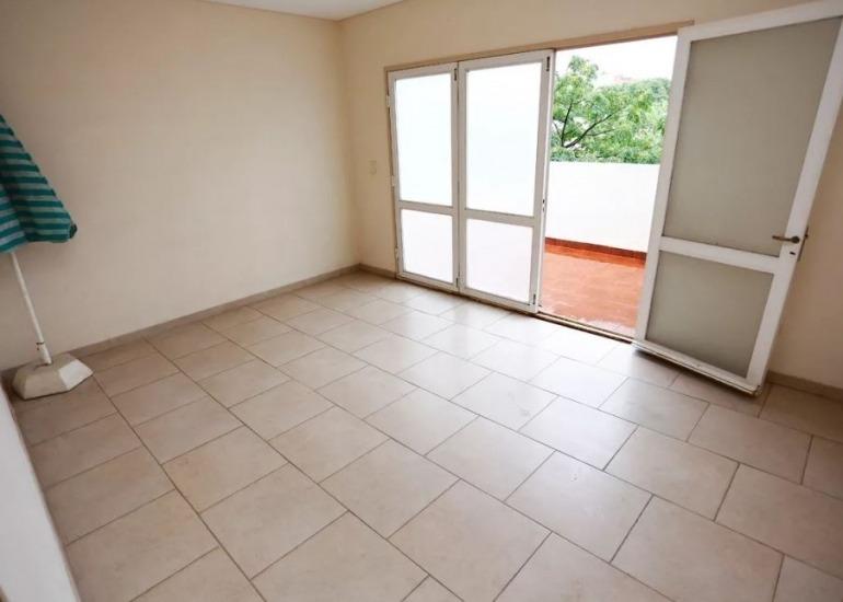 alquiler temporario monoambiente con patio, belaustegui 2600, villa gral. mitre