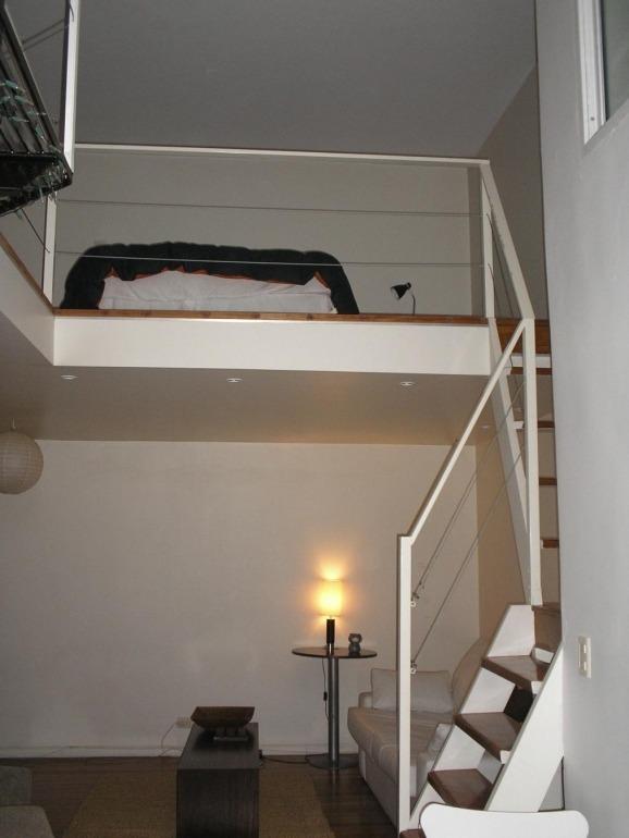 alquiler temporario monoambiente duplex, malabia 1400, palermo