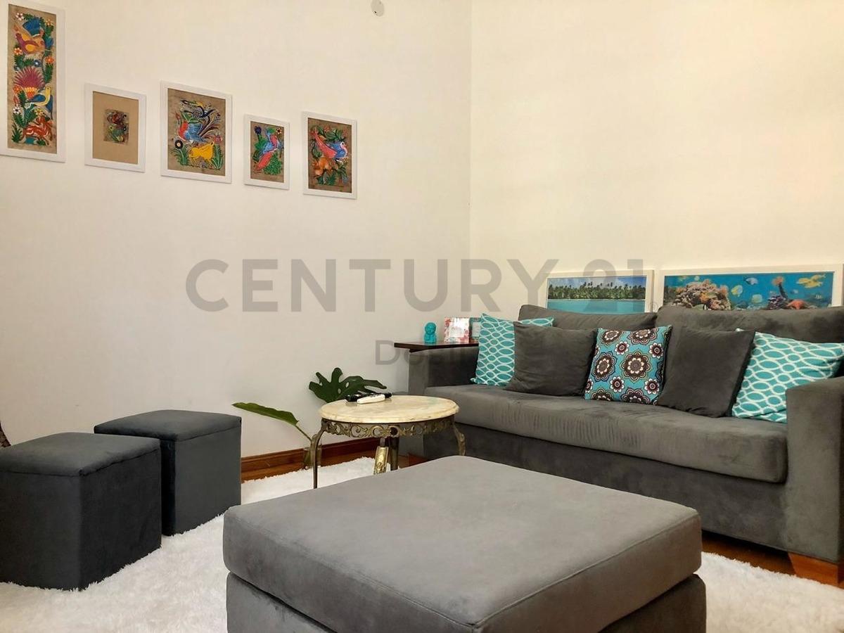 alquiler termporario casa 3 ambientes con cochera y terraza - caballito
