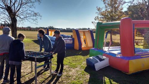 alquiler toro mecánico alquiler de inflabes zona oeste