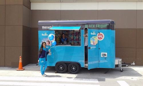 alquiler trailer eventos publicidad food truck gastronomia