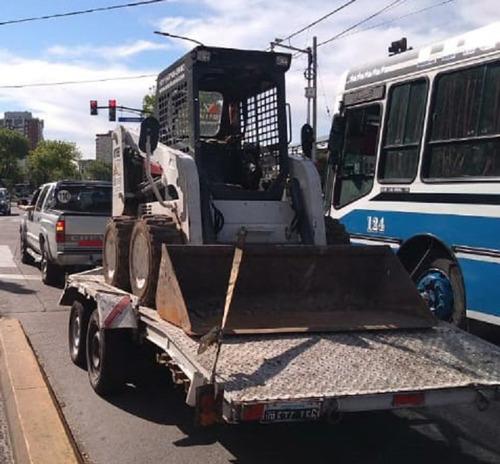 alquiler trailer trasp de vehiculos p/dia p/sem