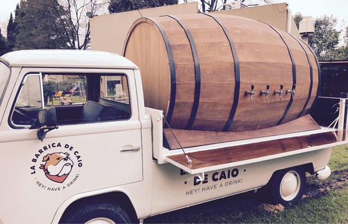 alquiler truck cerveza artesanal- foodtruck- - fiestas