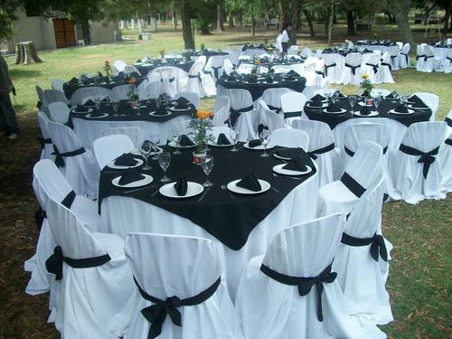alquiler vajillas, platos,copas,manteles,sillas,tablones