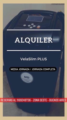 alquiler velaslim plus/bodyup pro sculpting