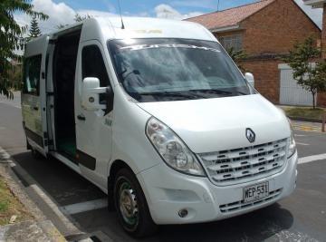 alquiler / venta camioneta van-microbus