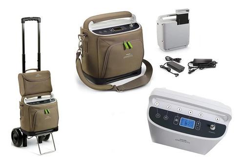 alquiler venta concentrador portatil oxigeno equipos medicos