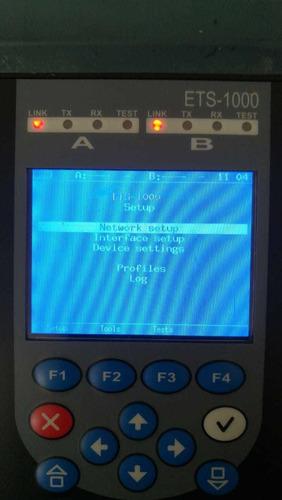 alquiler & venta de analizador red rfc2544 ber
