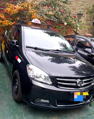 alquiler - venta great wall volex c30 para taxistas